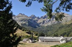 Vue en descendant du Col du Somport côté français vers Vallée d'Aspe (Chaufglass) Tags: pyrénées montagne aspe somport sommets ciel paysage relief