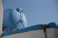 L'azzurro (Martina Del Pesce) Tags: blu blue water filicudi eolie celeste sky sinestesia colori colour