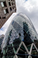 _DSC5458 (durr-architect) Tags: swiss re building gherkin architecture modern foster partners st mary axe skyscrapers financial district london