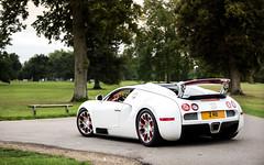 Wei Long. (Alex Penfold) Tags: bugatti veyron wei long white red supercars supercar super car gransport gran sport alex penfold salon prive 2016