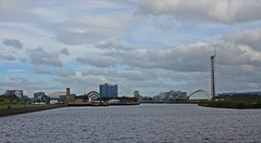 The City (Bricheno) Tags: glasgow river tower secc hydro armadillo hotel sciencecentre clyde rnbclyde riverclyde bricheno scotland escocia schottland cosse scozia esccia szkocja scoia