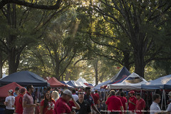 Week in Photos - 46 (Ole Miss - University of Mississippi) Tags: 2016 ctg0431 athletics sports football footballvsgeorgia vaughthemingwaystadium vhs grove tailgating fall light tents fans oxford ms usa