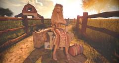 Country Road (Cara Olivieri) Tags: genesislab pixicat tresblah moonhair yummy sleepyeddy ingenue collabor88 thearcade bueno garbaggio hive pixelmode jian