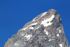 The Three Summitteers (RPahre) Tags: climbing mountaineering mountain grandteton grandtetonnationalpark wyoming bluesky