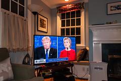 jD201609_0160 (chuckp) Tags: baltimore clinton md oy trump debate tv us