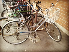 Miyata Fifth Avenue. Later I saw the owner of this bicycle and it was an older woman! #miyata (urbanadventureleaguepdx) Tags: miyata