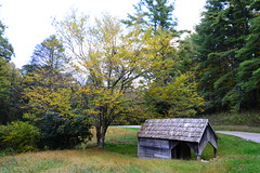 Spring House (tripod_treker) Tags: blueridgeparkway