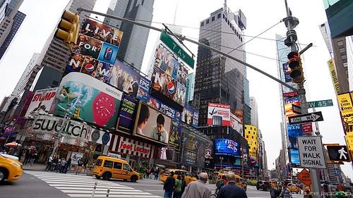 東京出発 ニューヨーク到着