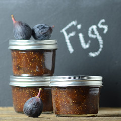 Spiced Fig Preserves (abrowntable) Tags: fall fruit recipe dessert ginger fig sweet cinnamon mason spice delicious honey recipes jam jars figs preserves canning spiced