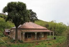 Living Ruin (Tones Corner) Tags: rural rustic oldhouse oldbuilding akaroa nzscene okainsbay rusticbuilding nzrural dilapidatedcottage