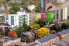 Origami Balloon Ride Over Autumnal Toy-ronto