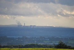 View to Cheshire (maccate) Tags: from station power cheshire lancashire bolton horwich runcorn widnes fiddlersferry runcornbridge viewof