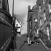 Edinburgh stairs (jon700) Tags: bw monochrome stairs mono scotland edinburgh olympus omd em5 visionqualitygroup visionquality100