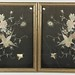 82. Pair of Chinese Silk Embroidery Pictures