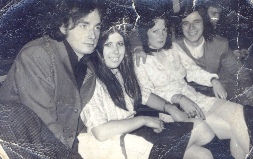 Glenn Murray, Wilma Gilchrist , 1972