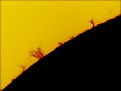 Sun_2012-10-19_12-38_UT (Admiral_M) Tags: sun halpha prominence ls60tha