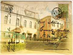 Bastion Square postcard (Nick Kenrick.) Tags: postcard vancouverisland victoriabc bastionsquare tatot