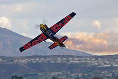Edge 540 (Trent Bell) Tags: california aircraft airshow socal edge miramar redbull 540 2012 mcas kirbychambliss n423kc