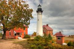 Au Sable Point Lighthouse (yooper1949) Tags: lakesuperior picturedrocksnationallakeshore ausablepointlighthouse