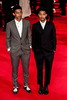 Rizzle Kicks, Jordan Stephens; Harley Alexander-Sule James Bond Skyfall World Premiere held at the Royal Albert Hall- London