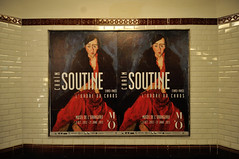 Soutine to be seen in Paris (jmvnoos in Paris) Tags: paris france museum ads underground subway advertising poster pub nikon mtro ad muse symmetry posters 100views pubs museums publicit affiche cham orangerie d300 affiches symtrie publicits soutine mtropolitain muses musedelorangerie jmvnoos chamsoutine