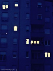 city light in the darkness (**Kosovo is a beautiful country **) Tags: light art buildings dark open darkness shots off midnight