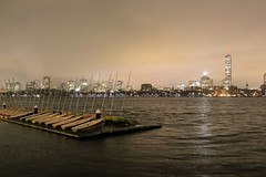 Eve before Sandy (MRD Images) Tags: city autumn cambridge storm fall rain boston night canon river ma boats photography eos downtown wind pano massachusetts sandy hurricane charlesriver newengland panoramic rainy sail 5d 2012 week44 mark3 24105mm weekofoctober28 frankenstorm week44theme 522012 52weeksthe2012edition hurricanesandy