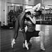 Lynn Seymour and David Wall during rehearsals for Mayerling © Roy Round 1978