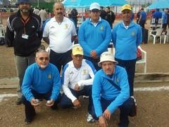 Liga Nacional de Clubes de Petanca 2012