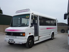 Corporate Coaching (Phill_129) Tags: corporate mercedes benz coaching minibus logans