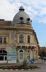 Dej, Jud. Cluj, Romania (Wayne W G) Tags: architecture europe balcony balkon romania dome balconies domes balcon easterneurope cluj dej geo:country=romania