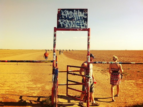 "Cadillac Ranch - Amarillo, Texas • <a style=""font-size:0.8em;"" href=""http://www.flickr.com/photos/20810644@N05/8142771948/"" target=""_blank"">View on Flickr</a>"