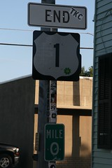 0 mile Highway 1 (**johnwillis**) Tags: florida highway1 keywest floridakeys thefloridakeys 0mile