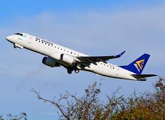 P4-KCG Embraer 190-100LR Air Astana (Keith B Pics) Tags: delivery kazakhstan southend sen laspalmas embraer kzr e190 airastana aktyubinsk egmc uatt astanaline pttax hiuaz p4kcg kzr1373