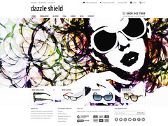 Dazzle Shield Home