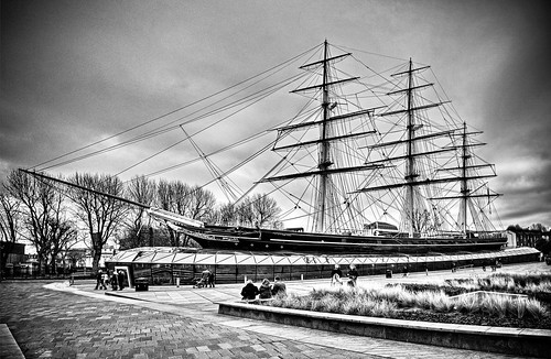 Cutty Sark Panoramic