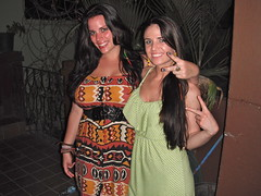 Mejores Amigas (The Travelin Chicks) Tags: city trip travel girls friends party vacation beautiful smile night hostel women boobies fiesta faces boobs curves culture partying adventure backpacking dresses babes chicas chicks bracelets panama traveling brunette amigas peacesign backpacker brunettes travelers panamacity bestfriends nightfall centralamerica traveler kinsey hairwrap backpackers besties traveladventure hostelparty hostelbar travelinchucks kinseyosborn travelinchicks