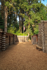 Fort Clatsop, Astoria, OR, September, 2012 (Norm Powell (napowell30d)) Tags: trip travel usa oregon photography unitedstates astoria canon7d normpowell napowell30d