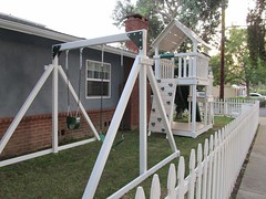 IMG_1362 (Swing Set Solutions) Tags: set play swings vinyl slide structure swing solutions playset polyvinyl