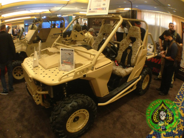 ITS Tactical SHOT Show 2013: Day 3 Live Coverage 019