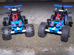 Rok Lox Micro Comp Tires (dluders) Tags: lego tires technic micro comp rok lox 3rdparty thirdparty 42010