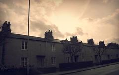 Railway Village - Swindon (Gareth Wonfor (TempusVolat)) Tags: railwayvillage railway village chimney clouds tempusvolat gareth tempus volat mrmorodo canon eos 60d dslr swindon town eos60d canon60d canoneos canoneos60d digital slr geotagged garethwonfor mr morodo wonfor