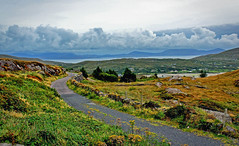 Country Road...Explore (dorameulman) Tags: road ireland nature beautiful landscape kerry countryroad dinglepeninsula ringofkerry roadshot kingdomofkerry dorameulman