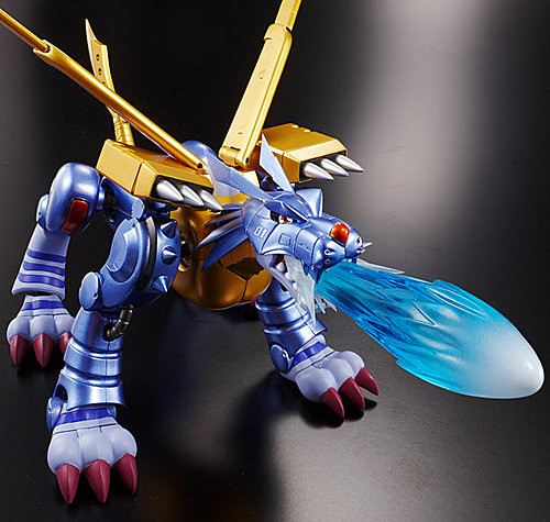D-Arts Metal Garurumon 鋼鐵加魯魯獸