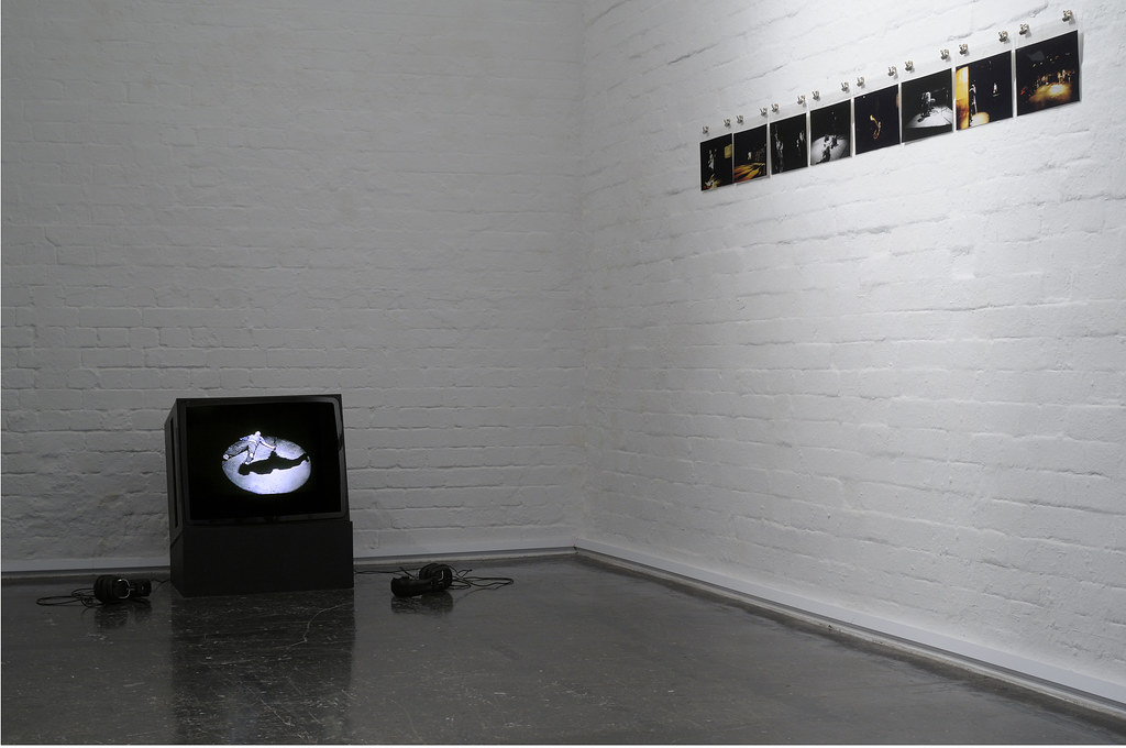 Stampede installation at Spacex Gallery