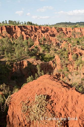 Gesergio canyon