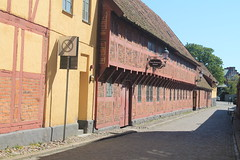 Ystad's oldest house (Maukee) Tags: ystad sweden