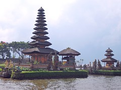 Bali- Floating Temples (ustung) Tags: indonesia bali temple sea seascape shore nikon