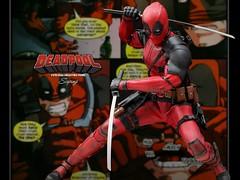 deadpool_001 (siuping1018) Tags: hottoys deadpool marvel photography actionfigures toy canon 5dmarkii 50mm