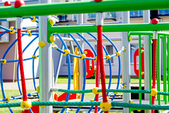 Children's Playground (savek / peter s) Tags: play game fun funny color colored playground dzieci plac zabaw zabawa children placzabaw
